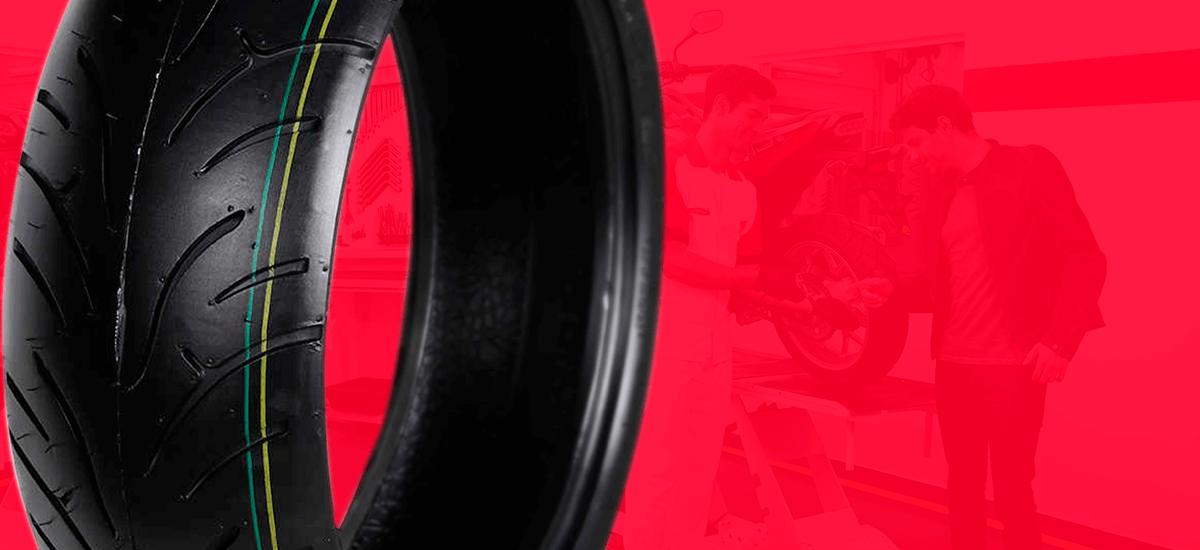 4 cuidados que todo motociclista deve ter com os pneus da sua moto