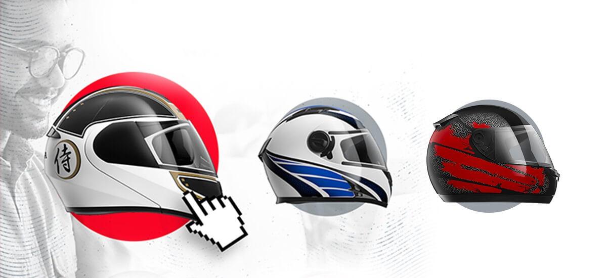 6 modelos de capacete Honda: escolha o seu