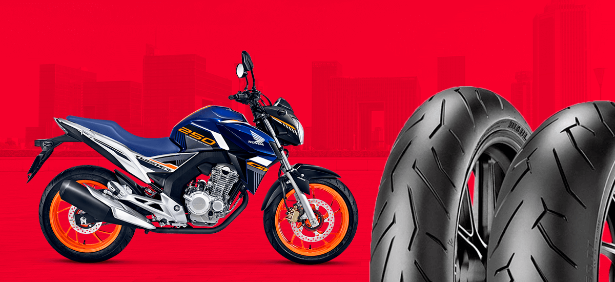 Como (e onde) comprar os pneus ideais para sua moto