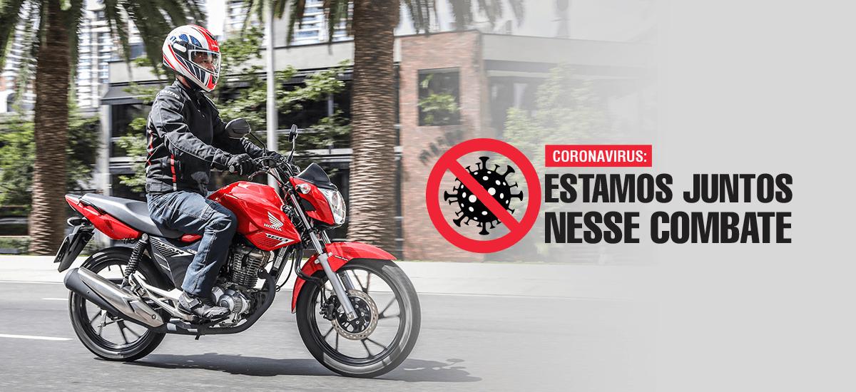 3 dicas de prevenção para motociclistas se protegerem do coronavírus