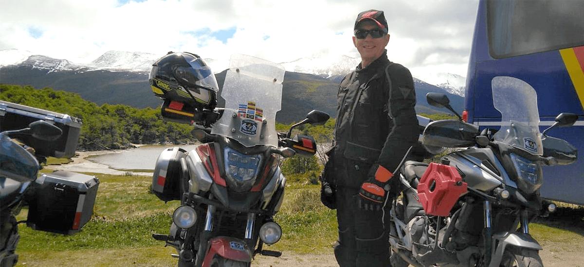 Motoexperiência: do Brasil à Argentina sobre duas rodas