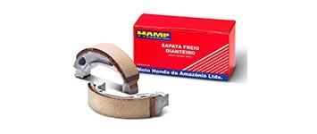 SAPATA FREIO DIANTEIRO CG 125/CG 150