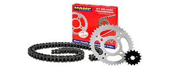 KIT RELACAO TRANS P/CBX250 ANO 01-08